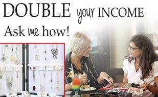 Turn compliments into cash with your own mobile jewellery store!