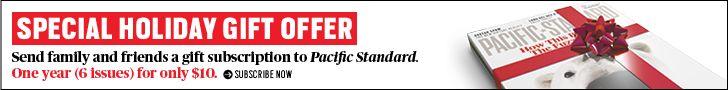 Pacific Standard - Politics, Health, Economy, Environment, Culture, Education