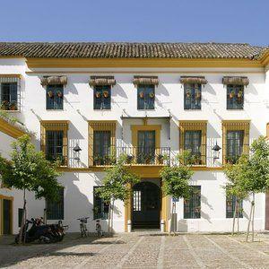 Romantisches Hotel Hospes Las Casas del Rey Baeza - Sevilla, Spanien