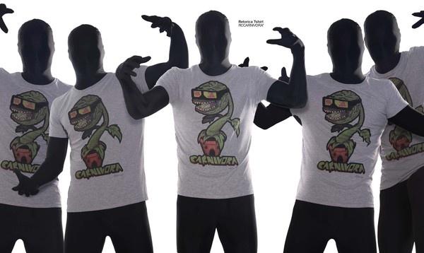 RCCARNIVORA* T-shirt