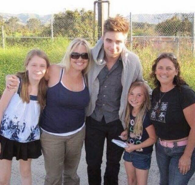 Hollywood News: Fanpic de Robert Pattinson
