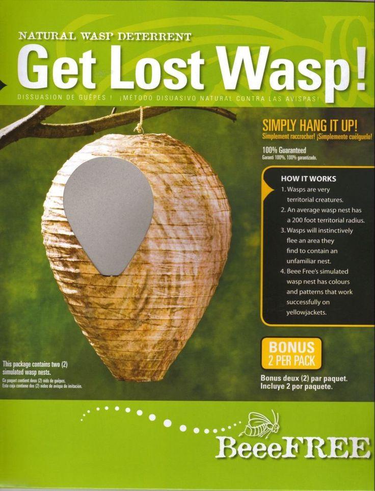 die besten 25 wasp deterrent ideen auf pinterest. Black Bedroom Furniture Sets. Home Design Ideas