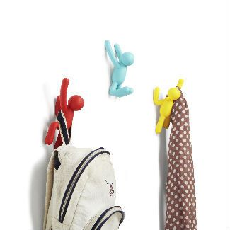 Coatracks- Buddy Hooks (Colour)