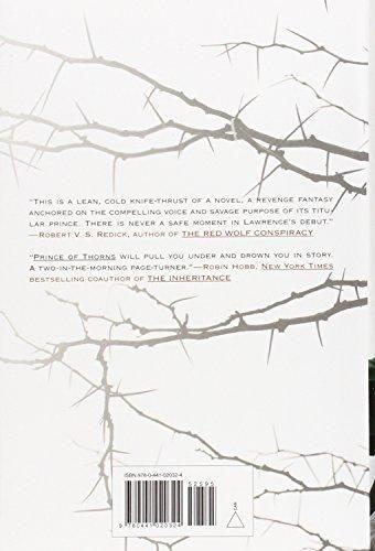 Prince of Thorns (The Broken Empire #1)