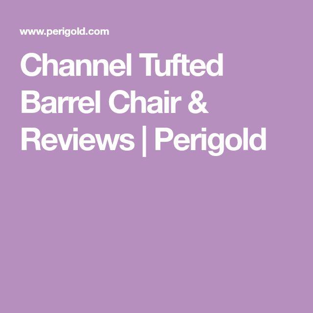 Best 25 Barrel Chair Ideas On Pinterest Drum Chair