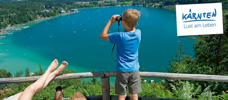 Kärnten - Urlaub am See  Über 1.000 Seen in einer traumhaften Kulisse mit nahezu unberührter Natur erwarten Sie!