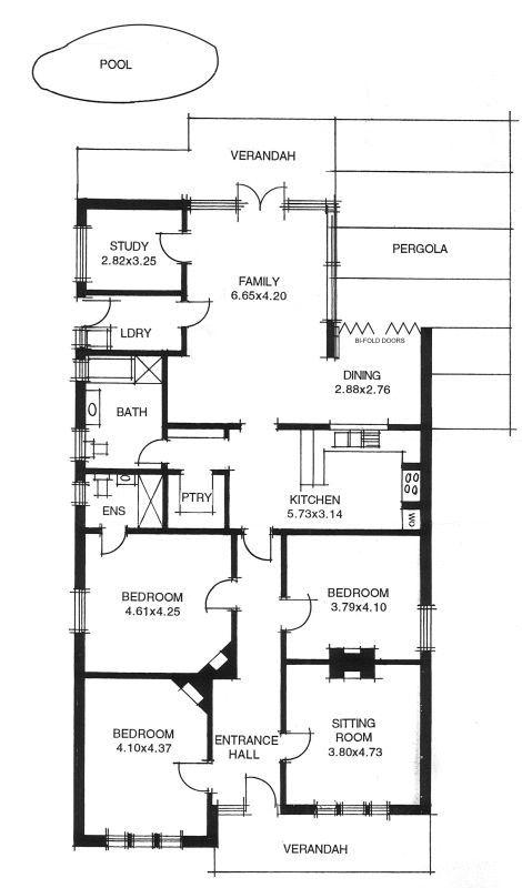 65 sixth avenue st peters sa house for Sa house plans