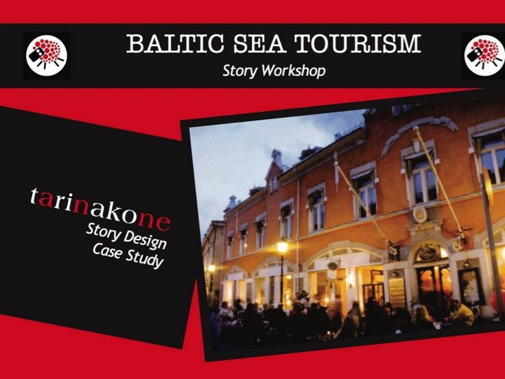 This reference is about Story Workshop I held at Baltic Sea Region tourism seminar  2011. In a story workshop we tackled the task of collecting together the co…