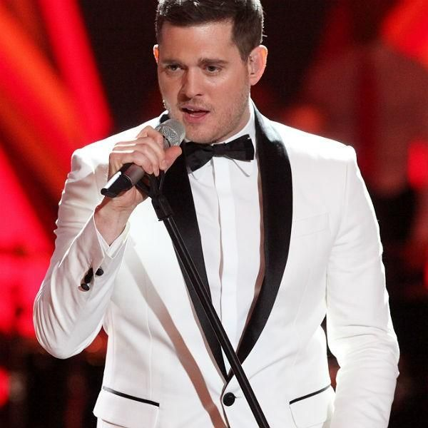 latest on michael buble.