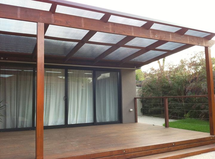 Various Pergola Roof Ideas Make Homes Fantastic: . Mostly, pergolas are  made with sparsely wooden sticks leaving space there. - 20 Best Projects To Try Images On Pinterest Architecture