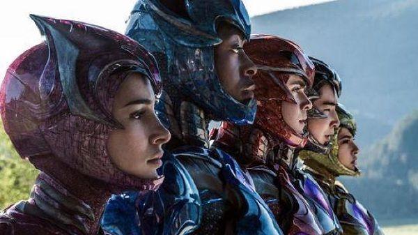 Presentan a los nuevos Power Rangers