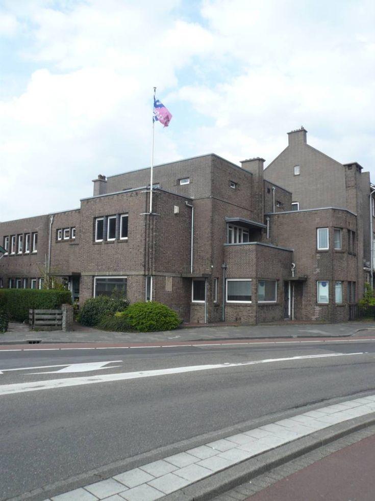 H. van de Kloot Meijburg, Parkweg, Voorburg, 1922