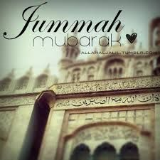 """""""#Jummah #Mubarik""""  online islamic store  visit: www.muslimzon.com"""