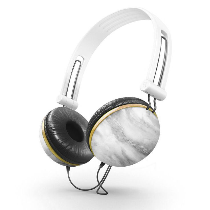 These bass headphones will place you at the center of attention with their chic and simply gorgeous design! Much more than a practical tech product, these cute headphones are a must-have fashion acces