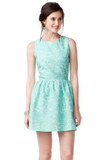 Francesca's | Womens Clothing Stores & Online Boutique Maidstone Brocade Dress