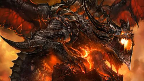World of Warcraft Cataclysm Deathwing Awesome World of Warcraft Weapons online