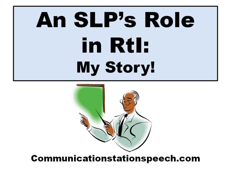 12 best RTI\/MTSS for SLPs images on Pinterest Speech therapy - rti coach sample resume