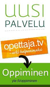 Mainos - Mediakompassi: Mainonnan keinot 3 | Opettaja.tv |yle.fi (video 0:29) (taustaa).