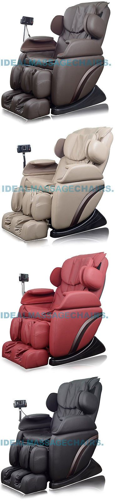 Electric Massage Chairs: Ic-Deal Brand New Shiatsu Recliner Truly Zero Gravity Heated Massage Chair -> BUY IT NOW ONLY: $999.99 on eBay!