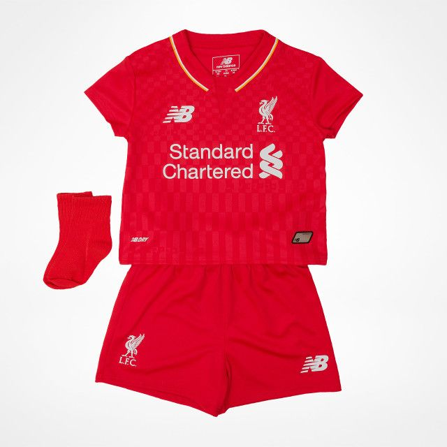 Liverpool FC - Home Kit Baby 2015/16