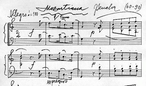 Resultado de imagen de obra musical de mozart