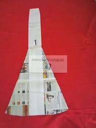 Resultado de imagen para como elaborar una falda sirena larga sin molde