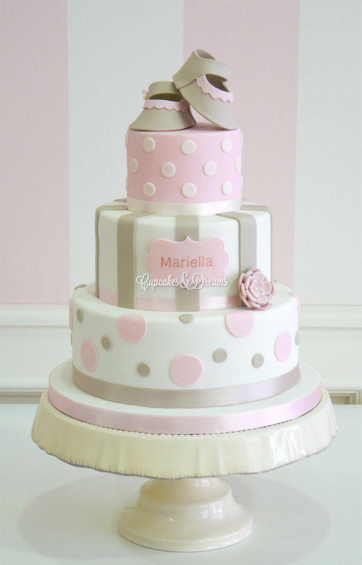 Original torta para fiesta de Baby shower. #babyshower #tarta #pastel | https://lomejordelaweb.es/