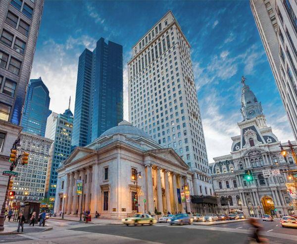 Best Hotel Scene of 2013: Philadelphia (Yes, Philadelphia) || HotelChatter