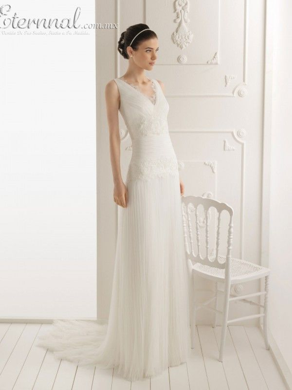 Vestido-de-Novia-ELISSA-corte-estilo-Columna-Tubo-y-escote-tipo-V1
