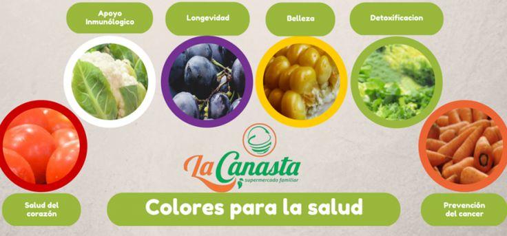 colores para la salud