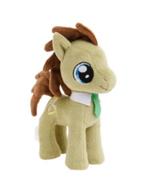 how to make mlp hair on a plush