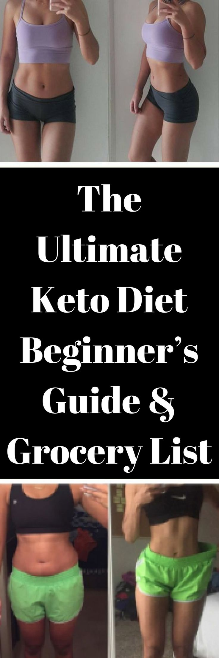 My ketogenic journey: how I lost the baby weight