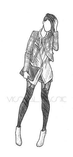 fashion nerdic #3 by Rachel Nhan