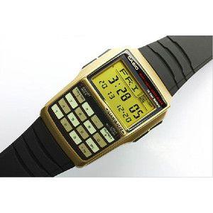 CASIO カシオ データバンク 腕時計 DBC-32C-1B 海外モデル