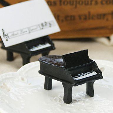 Is geen liefde groots? piano plaats kaarthouders (set van 4) - EUR € 6.59
