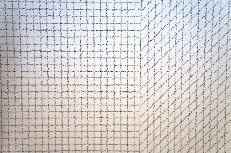 """Wall Drawing #47"" Sol Lewitt. Colección Museo Reina Sofía #Madrid. #Arte #Art #ContemporaryArt #ArteContemporáneo #Arterecord 2015 https://twitter.com/arterecord"