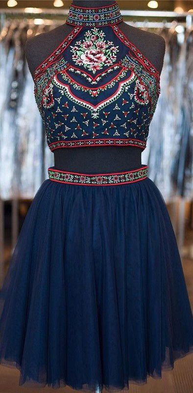 2 piece homecoming dresses, vintage homecoming dresses, sexy homecoming…