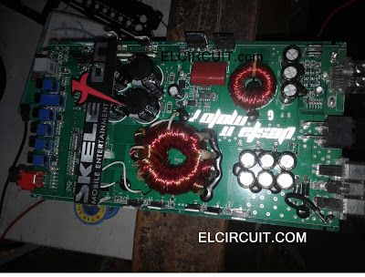 Cause protect car amplifier