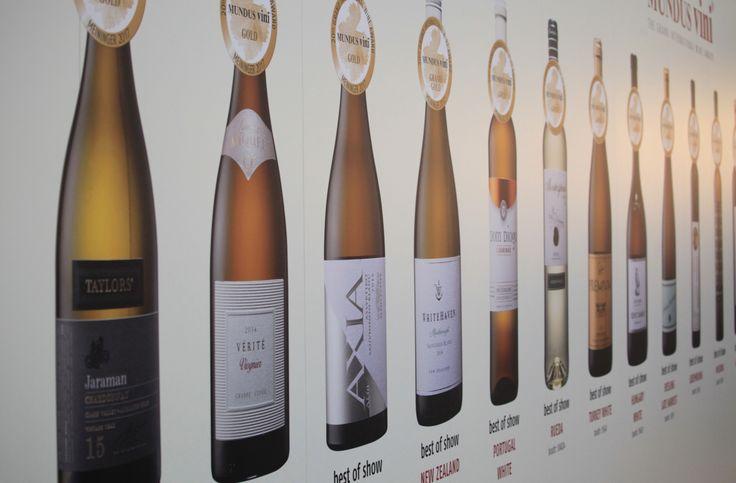 Tasting Area Pro Wein