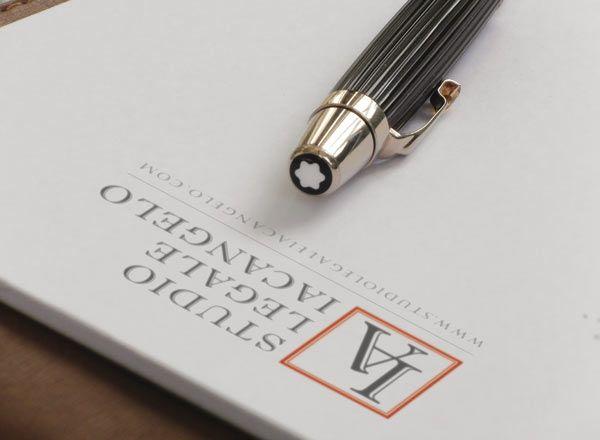 STUDIO LEGALE IACANGELO MONZA - MILANO - BERGAMO WWW.STUDIOLEGALEIACANGELO.COM