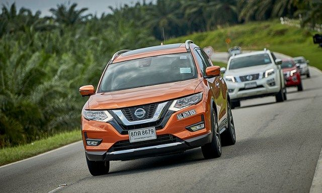 Nissan X Trail Phien Bản Mới Chao đong Nam A Trong 2020 Nissan Mazda Honda