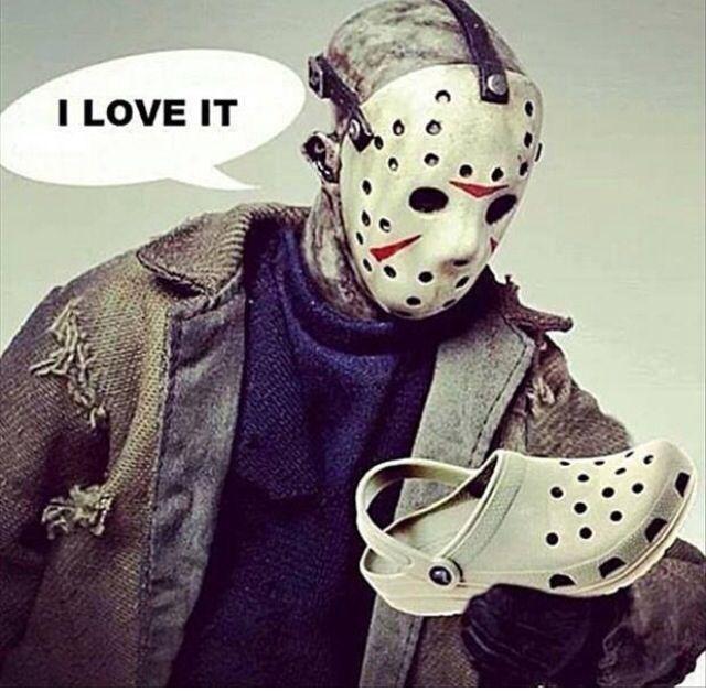 Los zapatos perfectos para Jason