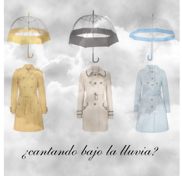 """Rain"" by desdelprobador on Polyvore"
