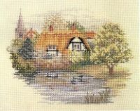 Gallery.ru / Фото #1 - The Village pond - anfisa1