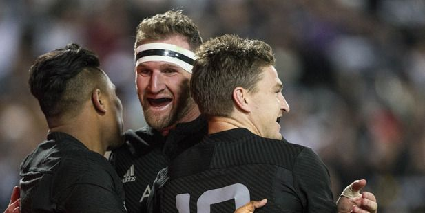 Three things to know about the All Blacks side to face Australia