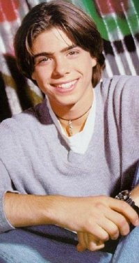 Matthew Lawrence; I was going to marry him when I was little. <3