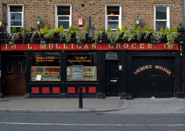Dublin - 7 stops