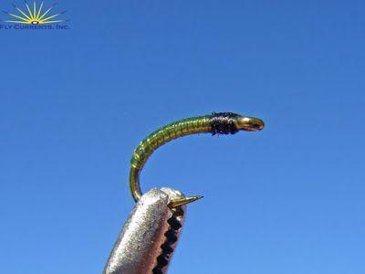 Midge larvae patterns choice patterns fly fishing for Midge fly fishing