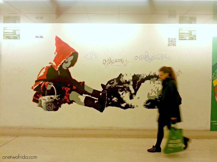 Milano a colori - il blogtour   One Two Frida - street art a Milano