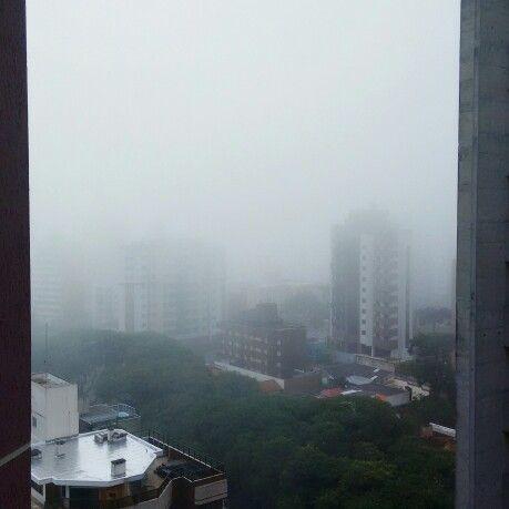 Bom dia Curitiba!